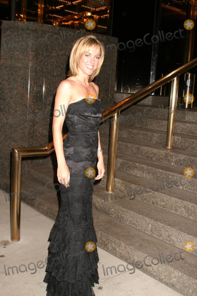 Amelia Henry Photo - Guests Leaving the Apprentice After Party at Trump Tower New York City 04152004 Photo by Rick MacklerrangefindersGlobe Photos Inc 2004 Amelia Henry (Amy Henry)