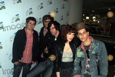 Alex Suarez Photo - Manhattan Ford launch of the new Ford Fiesta with a rooftop concert featuring Cobra StarshipManhattan Ford-NYC-06-10-2010COBRA STARSHIPNate Novarro Alex Suarez Gabe Saporta Victoria Asher and RylandPhoto by John BZissel-IPOL-Globe Photos Inc2010I15249JZ