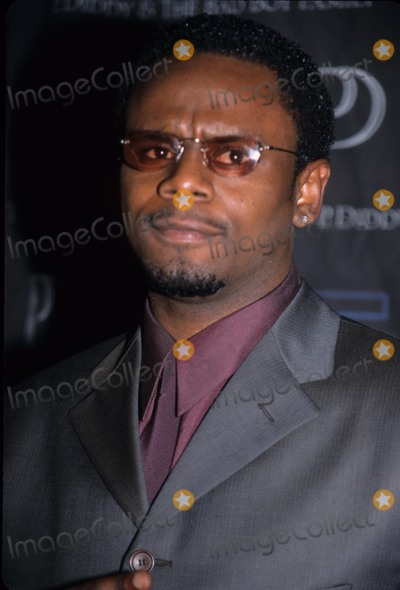 Diddy Combs Photo - Carl Thomas at Sean P Diddy Combs Record Release Party  Tao New York 2001 K22855smo Photo by Sonia Moskowitz-Globe Photos Inc