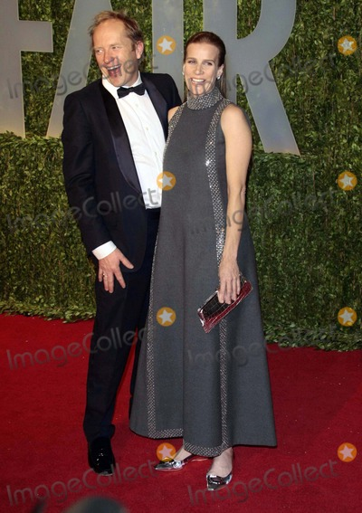 Andrew Taylor Photo - Actress Rachel Griffiths (R) with Husband Andrew Taylor Arriving at the Vanity Fair Oscar Party at Sunset Towers in West Hollywood Los Angeles USA on February 22nd 2009 Photo by Alec Michael-Globe Photos Inc 2009