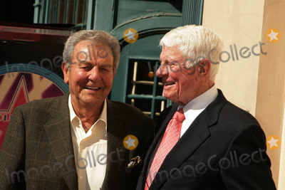 Peter Graves Photo - Peter Graves Honored with Star on the Hollywood Walk of Fame 6667 Hollywood Blvd Hollywood CA 103009 Peter Graves and Mike Connors Photo Clinton H Wallace-photomundo-Globe Photos Inc