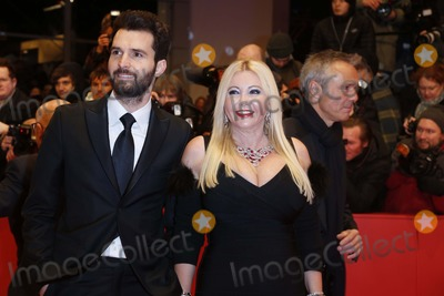 Andrea Iervolino Photo - Monika Bacardi and Andrea Iervolino Attend the Premiere of Nobody Wants the Night During the 65th International Berlin Film Festival Berlinale at Berlinalepalast in Berlin Germany on 05 February 2015 Photo Alec Michael