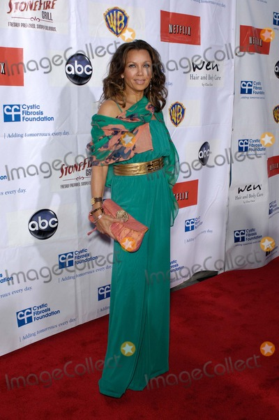 Vanessa Williams Photo - Vanessa Williams During the 2nd Annual Block Party on Wisteria Lane to Benefit the Cystic Fibrosis Foundation Held on the Universal Studios Lot on April 21 2012 in Los Angeles Photo Michael Germana  Superstar Images - Globe Photos