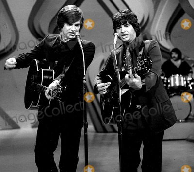 Don Everly Photo - Phil and Don Everly Everly Brothers on the Ed Sullivan Show Photo ByGlobe Photos Inc