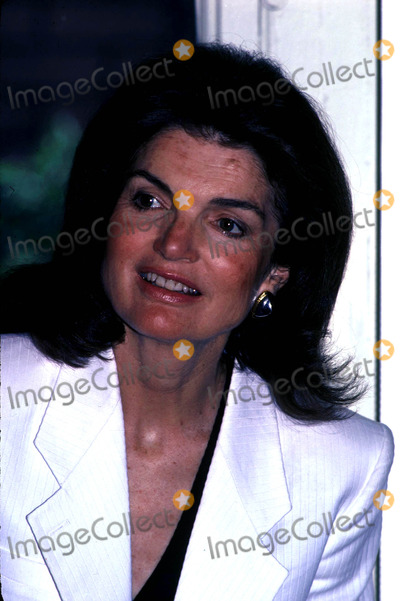 Jacqueline Kennedy Onassis Photo - Jacqueline Kennedy Onassis E9748 1983 Photo by Globe Photos Inc Jacquelinekennedyonassisretro