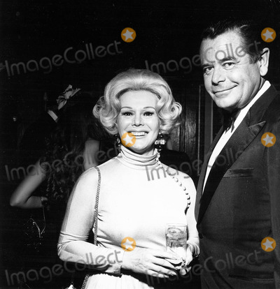 Eva Gabor Photo - Eva Gabor with Glenn Ford photo by Nate cutler-globe Photos Inc