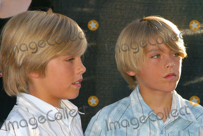 Dylan and Cole Sprouse 2004