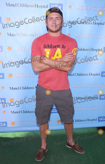 Chris Brochu Photo - Annual Mattel Party on the Pier at Pacific Park on the Santa Monica Pier in Santa Monica CA 101611 Photo by Scott Kirkland-Globe Photos   2011 Chris Brochu