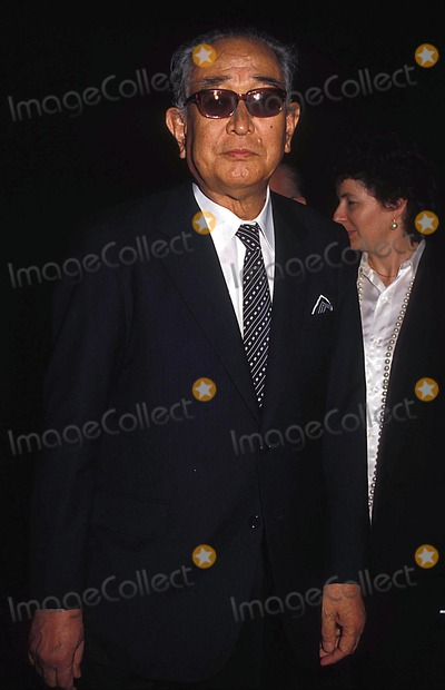 Akira Kurosawa Photo - Photo Phil Roach Ipol Globe Photos Inc Akira Kurosawa