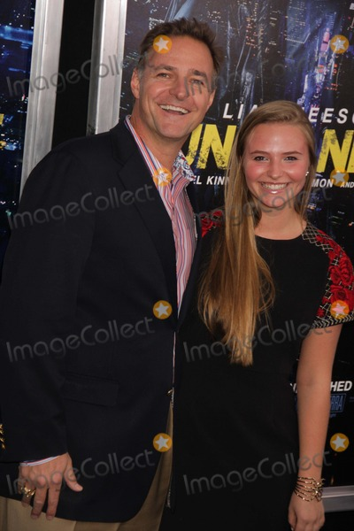 Al Leiter Photo - AL Leiter and Daughter at NY Premiere of Run All Night at Amc Lincoln Square 3-9-2015 John BarrettGlobe Photos