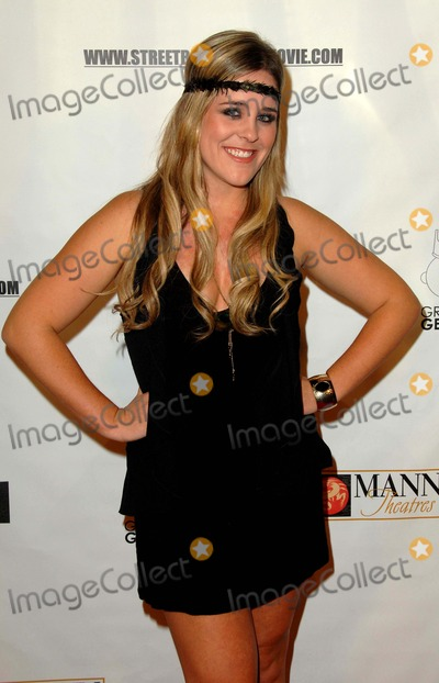 Amanda Marsh Photo - Hollywood Premiere of Streetballers at Mann Chinese 6 Theatre in Hollywood CA 09-25-2009 Photo by Scott Kirkland-Globe Photos  2009 Amanda Marsh