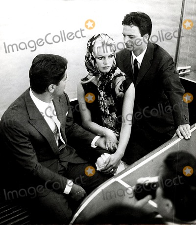 Brigitte Bardot Photo - Brigitte Bardot and Sasha Diestel 1958 1363 GiancolomboipolGlobe Photos Inc Brigittebardotretro