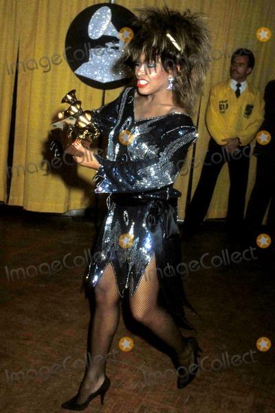 Tina Turner Photo - Photo John Barrett Globe Photos Inc 1985 Tina Turner