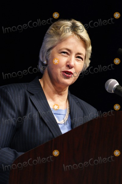 Annise Parker Photo - Houston Mayor Annise Parker Speaking at the 2012 Texas State Democratic Convention Held in Houstontexas at the George R Brown Convention Center on 06082012 Photo by Jeff J Newman-Globe Photos Inc