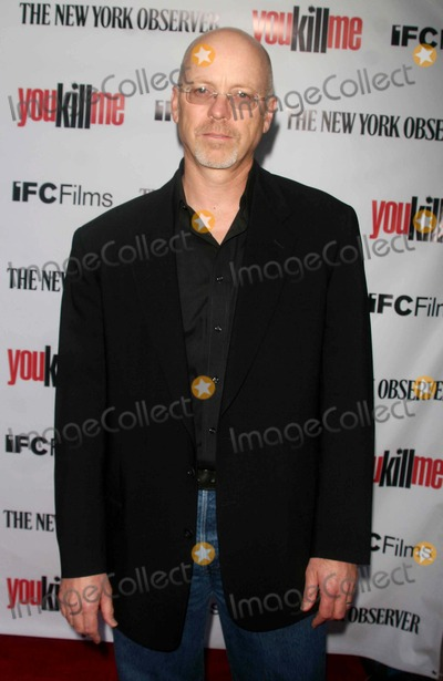 John Dahl Photo - Screening of You Kill ME at Ifc Center W3st Date 06-19-07 Photos by John Barrett-Globe Photosinc John Dahl