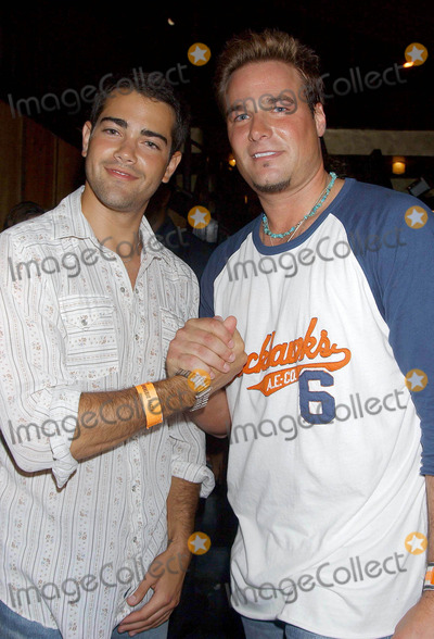 Adam Baratta Photo - Celebrities at Bliss West Hollywood CA 08072004 Photo by Miranda ShenGlobe Photos Inc 2004 Jesse Metcalfe and Adam Baratta
