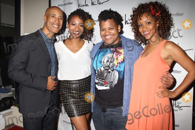 Chrystee Pharris Photo - Natasha Mccreas Evolution of a Love Addict Book Launch Cocktail Party Hosted by Chrystee Pharris Nicole Miller Store West Hollywood CA 10222014 Benmio Mccrea Natasha Mccrea Cj Emmons and Chrystee Pharris Clinton H WallaceGlobe Photos Inc