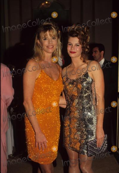 Roberta Leighton Photo - Shannon Sturges with Roberta Leighton 1991 Photo by Bob V Noble-Globe Photos Inc