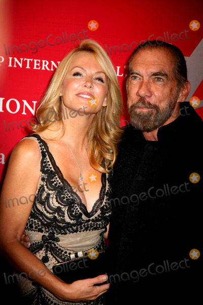 Alchemist Photo - The Fashion Group International Presents the 25th Annual Night of Stars Honoring the Alchemists Cipriani Wall St NYC October 23 08 Photos by Sonia Moskowitz Globe Photos Inc 2008 John Paul DE Joria and Wife