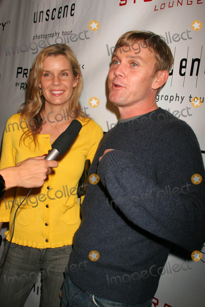 Andrea Bernard Photo - I13737CHWAXE PROXIMITY AND 944 MAGAZINE PRESENTS BEHIND THE UNSCENE FEATURING THE PHOTOGRAPHY OF RICK SCHRODER AND KARINA SMIRNOFF  STONE ROSE LOUNGE  LOS ANGELES CALIFORNIA 10-23-2008RICK SCHRODER AND WIFE ANDREA BERNARD PHOTO CLINTON H WALLACE-PHOTOMUNDO-GLOBE PHOTOS INC