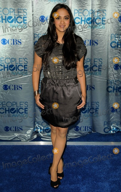Anisha Nagarajan Photo - Anisha Nagarajan attending the 2011 Peoples Choice Awards Red Carpet Arrivals Held at the Nokia Theatre in Los Angeles California on January 5 2011 photo by D Long- Globe Photos Inc 2011 K66467long