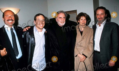 Alex Craig Mann Photo -  Festival in Cannes  Premiere at the Florence Gould Hall  New York City 03-04-2002 Maximilian Schell_zack Norman_alex Craig Mann_ron Silver Photo by Sonia Moskowitz-Globe Photosinc