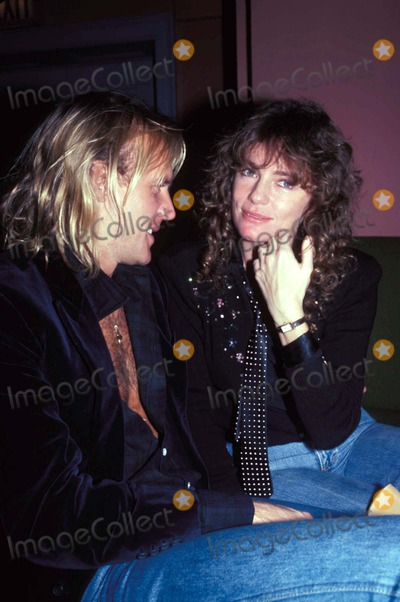 Alexander Godunov Photo - 1982 Jacqueline Bisset and Alexander Godunov Photo by Globe Photos