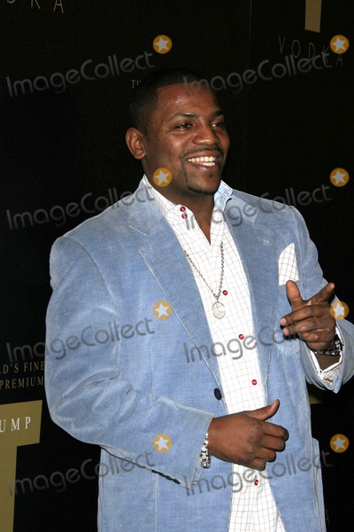 Mekhi Phifer Photo - Trump Vodka Party - Les Deux Hollywood California - 01-17-2007 - Photo by Nina PrommerGlobe Photos Inc 2007