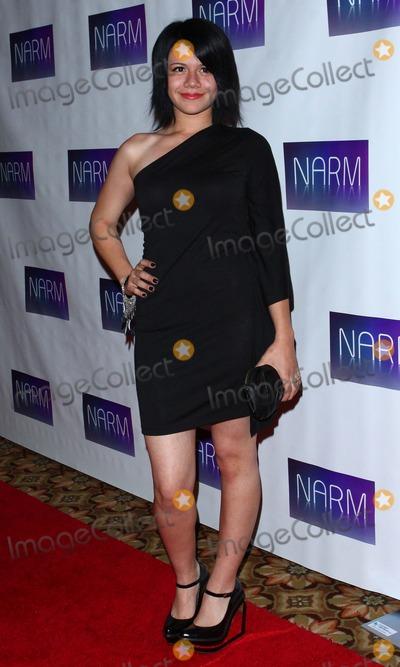 ALISON IRAHETA Photo - Alison irahetathe 53rd Narm Convention Awards Dinner Gala  Held at  Thehyatt Regency Century Plaza Hotel Los Angeles CA May 12 - 2011 photo tleopoldglobephotos