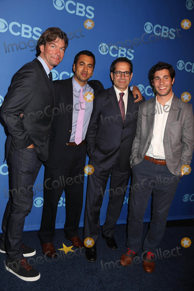 Jerry OConnell Photo - Cbs Primetime Upfront Presentation 2013-2014 Lincoln Center NYC May 15 2013 Photos by Sonia Moskowitz Globe Photos Inc 2013 Jerry Oconnell Kal Penn Tony Shalhoub Chris Smith