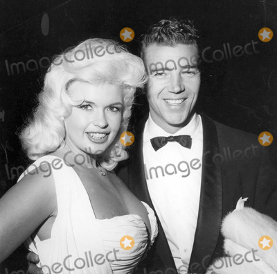 Mickey Hargitay Photo - Mickeyhargitayretro Jayne Mansfield and Mickey Hargitay Photo by Globe Photos