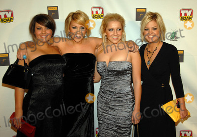 Farah Fath Photo - Tv Soap Magazine Australias Number 1 Daytime Magazine Presents the Tv Soaps 4th Golden Boomerrang Awardsfour Seasons Hotel Ballroombeverly Hills CA 01-13-06 Photo David Longendyke-Globe Photos Inc 2006 Image  Farah Fathkirsten Stormssisters