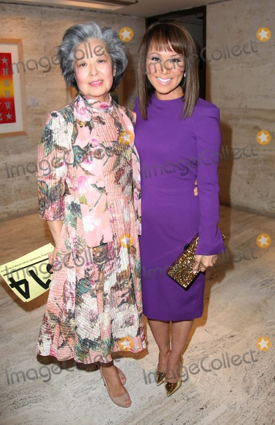 Alina Cho Photo - Love Heals 2014 Gala to Benefit the Alison Gertz Foundation For Aids Research the Four Seasons NYC March 11 2014 Photos by Sonia Moskowitz Globe Photos Inc 2014 Alina Cho