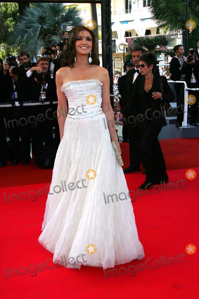 Nadia Fares Photo - Nadia Fares Arriving at the Premiere of Les Chansons Damour at the Palais Des Festivals in Cannes on 05-18-2007 Its the 60th Filmfest in Cannes France Photo by Alec Michael-Globe Photos