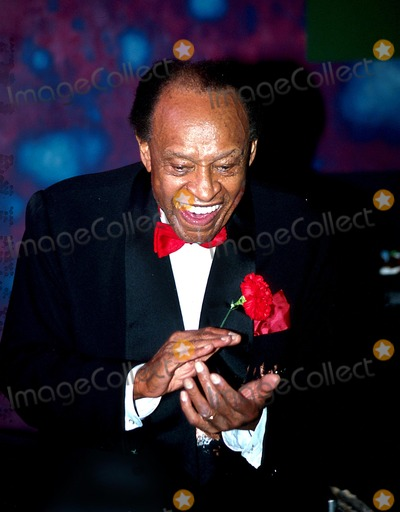 Lionel Hampton Photo - Sd0421 Lionel Hampton 85th Birthday Bruce Lynn Photo Bymitchell LevyrangefindersGlobe Photos Inc