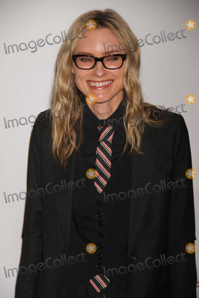 Aimee Mann Photo - Aimee Mann Singer Songwriter at the Friars Club Honoring Jack Black at NY Hilton 4-5-2013 John BarrettGlobe Photo