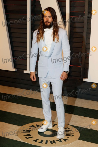 Jared Leto Photo - Actor Jared Leto attends the Vanity Fair Oscar Party at Wallis Annenberg Center For the Performing Arts in Beverly Hills Los Angeles USA on 22 February 2015 Photo Alec Michael