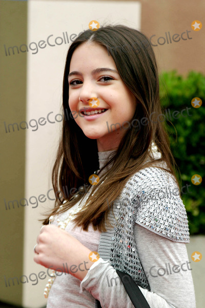 Alexa Nikolas Photo - Care (Child Actor Recognition Event) Event to Honor Hollywoods Youngest Actors Globe Theatre Universal Studios Hollywood California 03-13-2005 Photo Jamie Rodriguez-Globe Photos Inc 2005 Alexa Nikolas