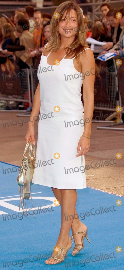 Rebecca Loos Photo - 001524 the Island Uk Premiere-odeon Leicester Square London Uk 08-07-2005 Photo by Gary Barnet-globelinkuk-Globe Photos