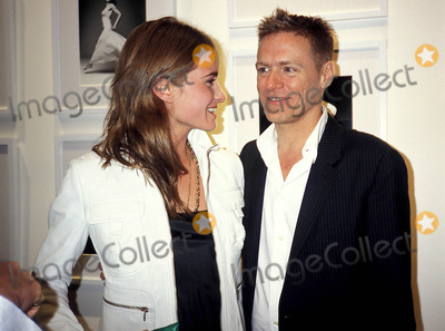Adam Bush Photo - Bryan Adams Book Party  American Women  at Calvin Klein Store in New York City 4-13-2005 Photo Byrose Hartman-Globe Photos Inc 2005 Bryan Adams and Lauren Bush