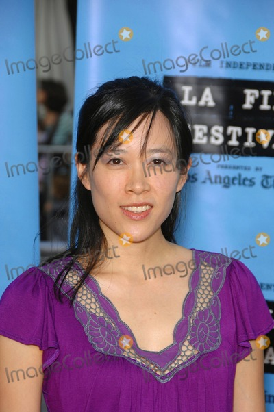 April Hong Photo - April Hong the Los Angeles Film Festival - Premiere of Paperman Held at the Mann Village Theater in Westwood California on 06-18-2009 Photo by Michael Germana - Globe Photos Inc