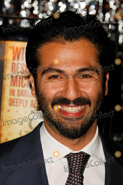 ARMIN AMIRI Photo - Armin Amiri Actor the Wrestler Los Angeles Premiere Academy of Motion Picture Arts Sciences Beverly Hills California 12-16-2008 Photo by Graham Whitby Boot-allstar-Globe Photos Inc