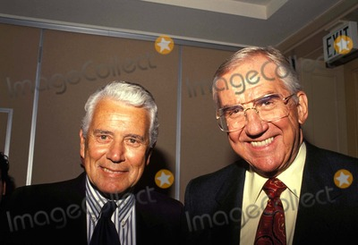 John Forsythe Photo - Ed Mcmahon and John Forsythe Photo Bob V Noble- Globe Photos Inc 1990 Edmcmahonretro