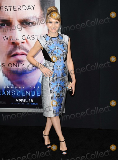 Annie Marter Photo - Annie Marter attending the Los Angeles Premiere of Transcendence Held at the Regency Village Theater in Westwood California on April 10 2014 Photo by D Long- Globe Photos Inc