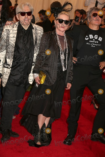 Debbie Harry Photo - The Metropolitan Museum of Art Costume Institute Gala Celebrating the Exhibition punkchaos to Couture the Metropolitan Museum of Art NYC May 6 2013 Photos by Sonia Moskowitz Globe Photos 2013 Debbie Harry
