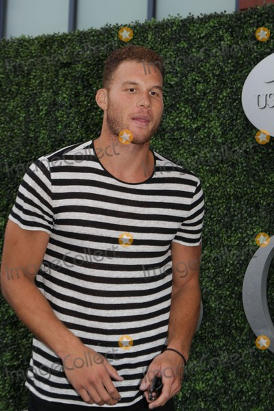 Arthur Ash Photo - Blake Griffin Celebs at Us Open Tennis Mens Finals at Arthur Ashe Stadium 9-14-2015 John BarrettGlobe Photos