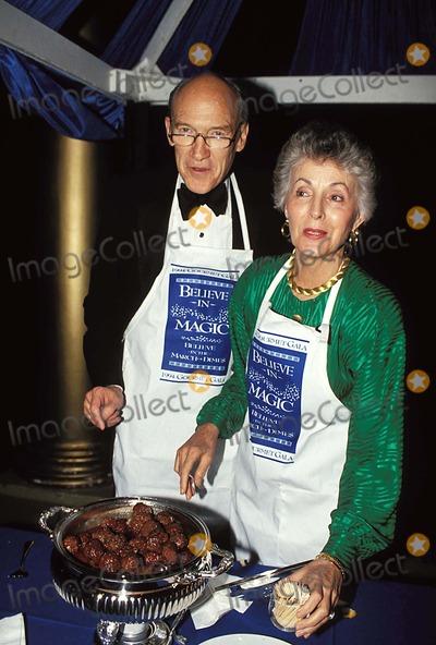 Alan Simpson Photo - 12th Annual March of Dimes Gourment Gala 03-22-1994 Photo James M Kelly-Globe Photos Inc 1994 Senator Alan Simpson
