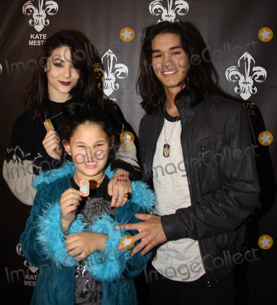 Fivel Stewart Photo - Fivel Stewart Booboo Stewart and Sage Stewart arrive at Kate Mesta VIP Launch Party