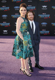 Clare Grant,Seth Green Photo - Guardians Of The Galaxy Vol 2 Los Angeles Premiere