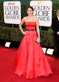 Photo - 13 January 2013 - Hollywood California - Jennifer Lawrence 70th Annual Golden Globe Awards held at the Beverly Hilton Hotel Photo CreditCollinStarlitepicsAdMedia